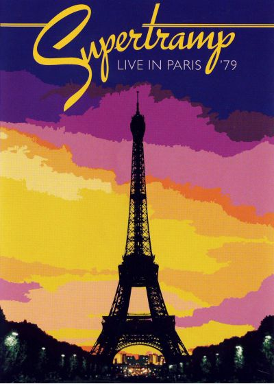 Supertramp - Live in Paris '79 - DVD