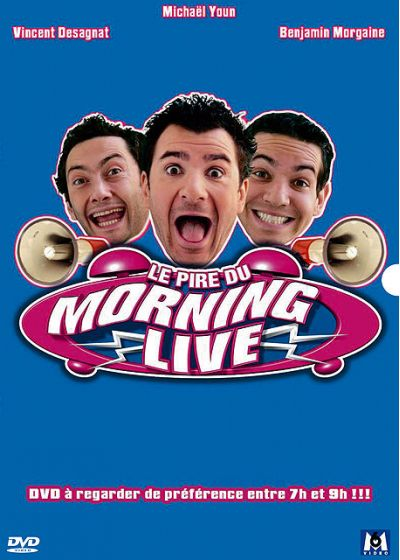 Le Pire du Morning Live - DVD