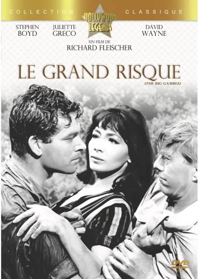 Le Grand risque - DVD