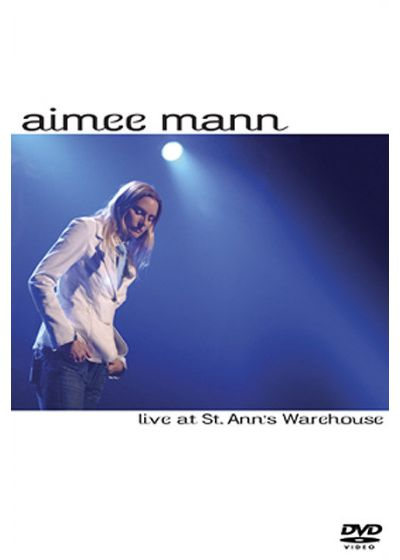 Mann, Aimee - Live At St Ann's Warehouse - DVD