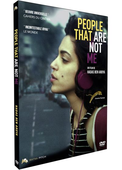 People That Are Not Me - DVD