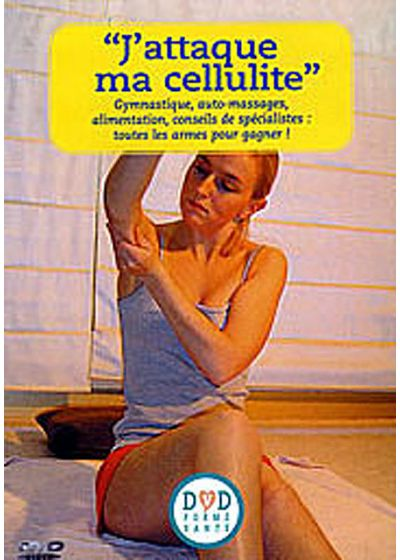 J'attaque ma cellulite - DVD