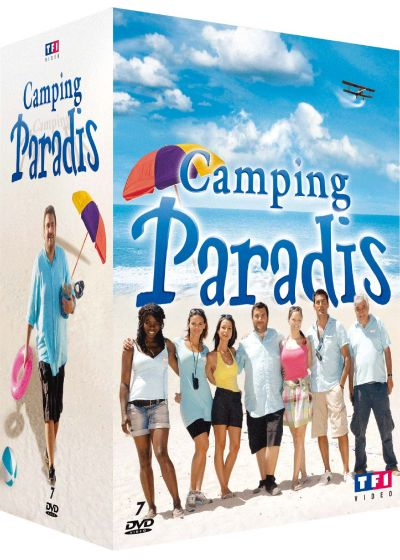 Camping Paradis - Coffret vol. 1 (Pack) - DVD