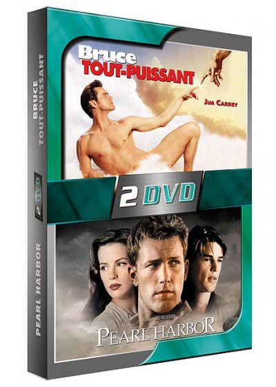 Bruce tout-puissant + Pearl Harbor - DVD