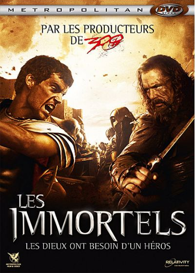 Les Immortels - DVD