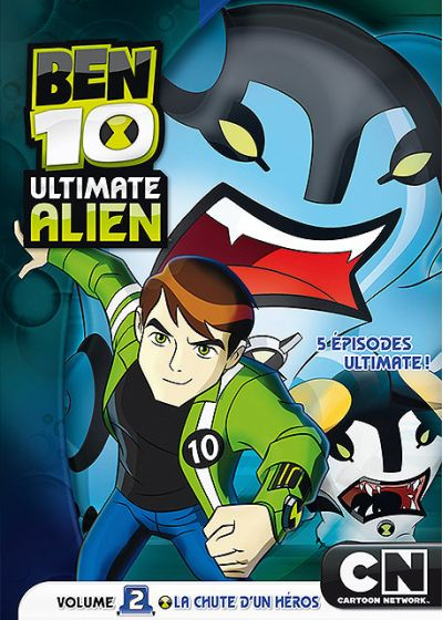 Ben 10 Ultimate Alien - Volume 2 - La chute d'un héros - DVD