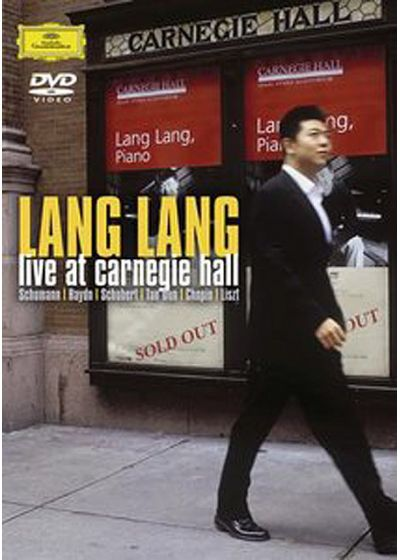 Lang Lang - Live at Carnegie Hall - DVD