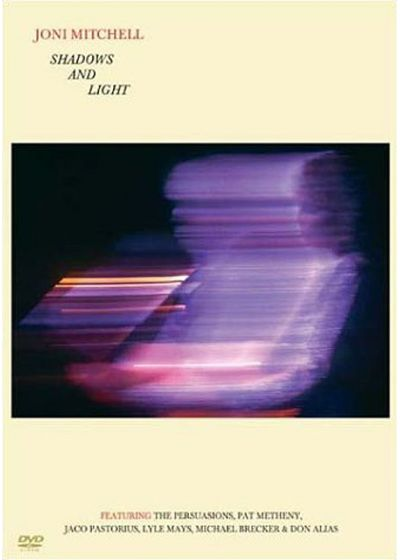 Joni Mitchell : Shadows and Light - DVD