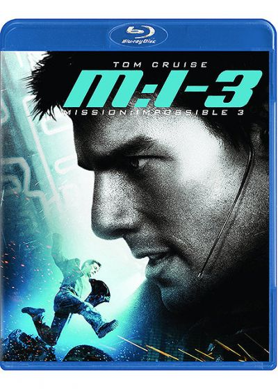 M:I-3 - Mission Impossible 3 - Blu-ray