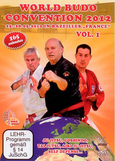 World Budo Convention 2012 - Vol. 1 - DVD