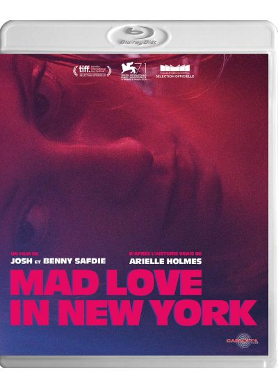 Mad Love in New York - Blu-ray