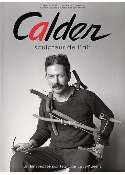 Calder, sculpteur de l'air - DVD