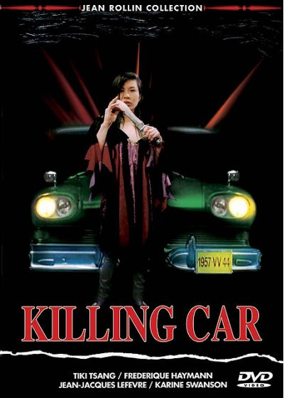 Killing Car - DVD