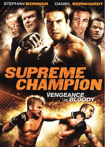 Supreme Champion - DVD