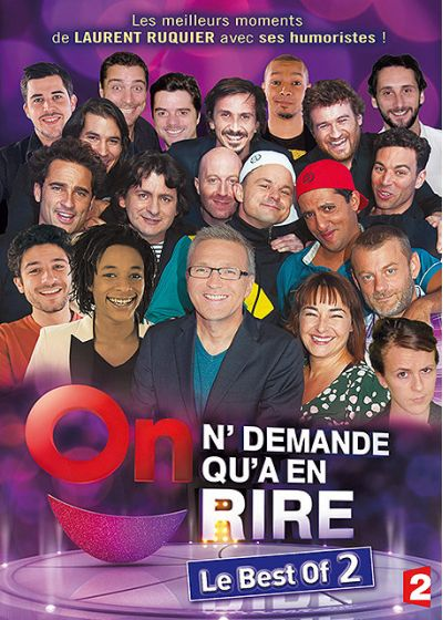 On n'demande qu'à en rire - Le Best of 2 - DVD