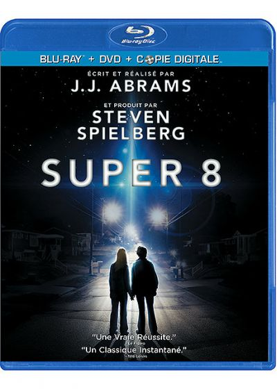 Super 8 (Combo Blu-ray + DVD + Copie digitale) - Blu-ray