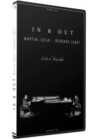 In & Out - Martial Solal & Bernard Lubat - DVD