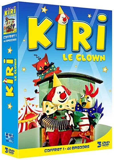 Kiri le Clown : Coffret 1 - DVD