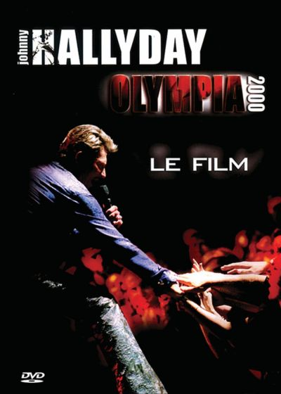 Johnny Hallyday - Olympia 2000 - DVD