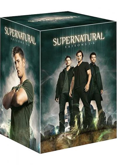 Supernatural - Saisons 1 - 6 - DVD