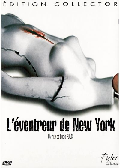 L'Éventreur de New York (Édition Collector) - DVD