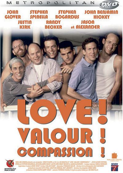 Love ! Valour ! Compassion ! - DVD