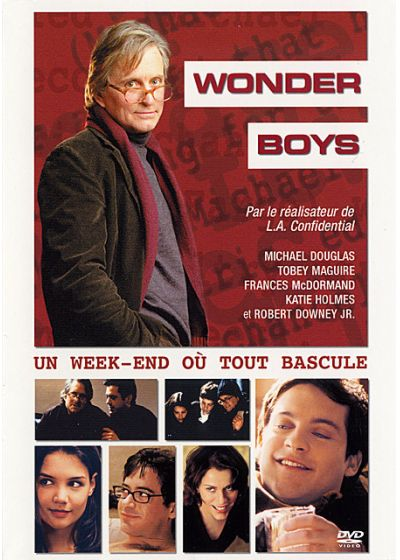 Wonder Boys - DVD