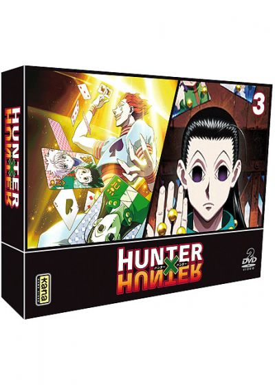 Hunter X Hunter - Vol. 3 (Édition Collector) - DVD
