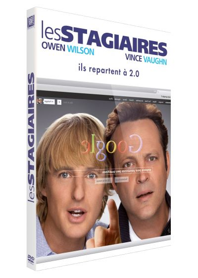 Les Stagiaires - DVD