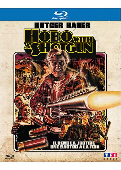 Hobo with a Shotgun - Blu-ray