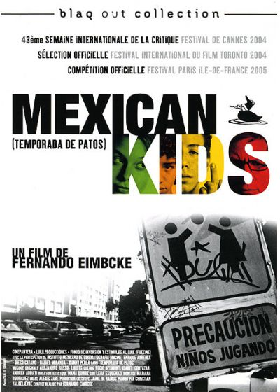 Mexican Kids - DVD