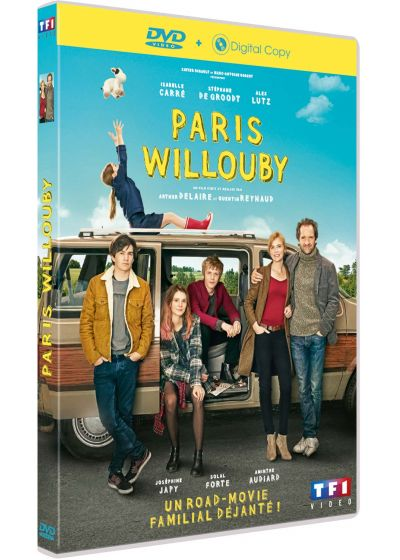 Paris-Willouby (DVD + Copie digitale) - DVD