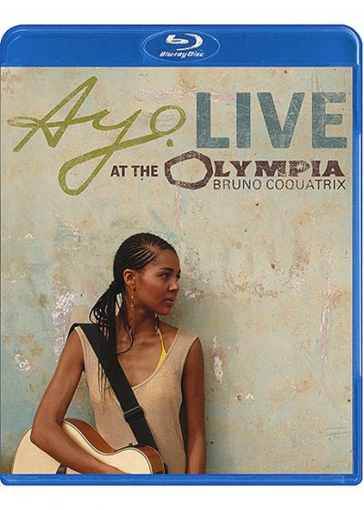 Ayo - Live At the Olympia - Blu-ray