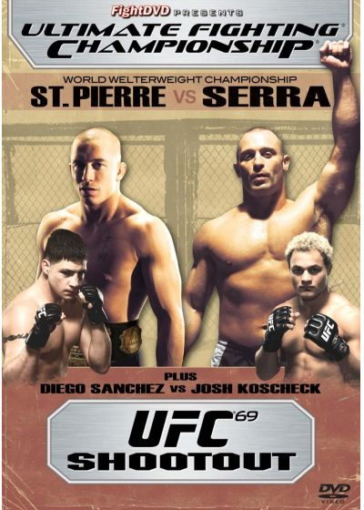 UFC 69 : Shootout - DVD
