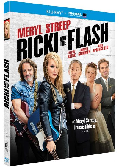 Ricki and the Flash (Blu-ray + Copie digitale) - Blu-ray