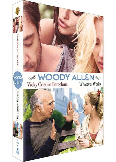 Woody Allen - Coffret - Vicky Cristina Barcelona + Whatever Works (Pack) - DVD