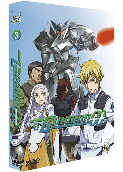 Mobile Suit Gundam 00 - Vol. 3 - DVD