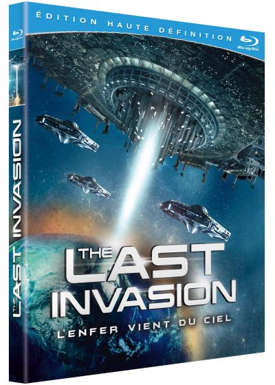 The Last Invasion - Blu-ray