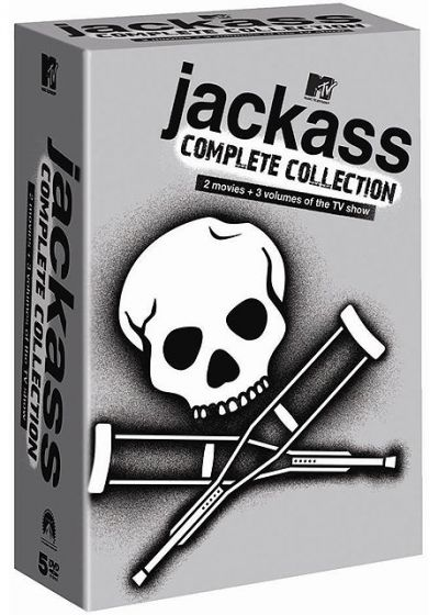 Jackass - Complete Collection - DVD