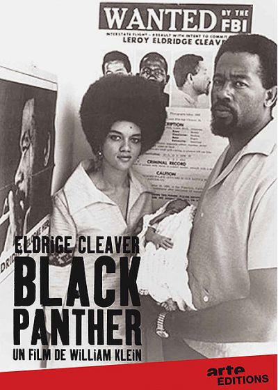 Eldridge Cleaver, Black Panther - DVD
