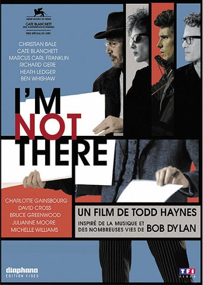 I'm Not There - DVD