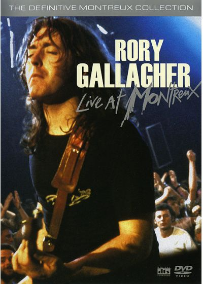 Gallagher, Rory - Live At Montreux - DVD