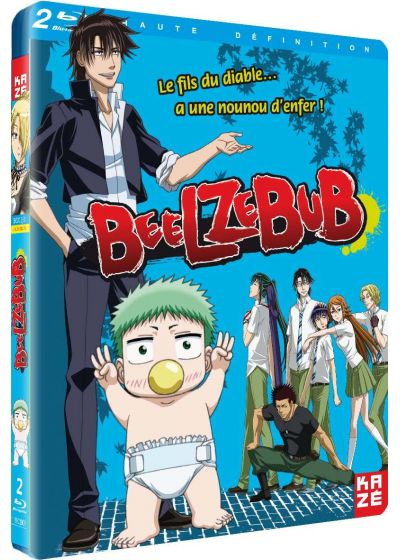Beelzebub - Box 3/3 - Blu-ray