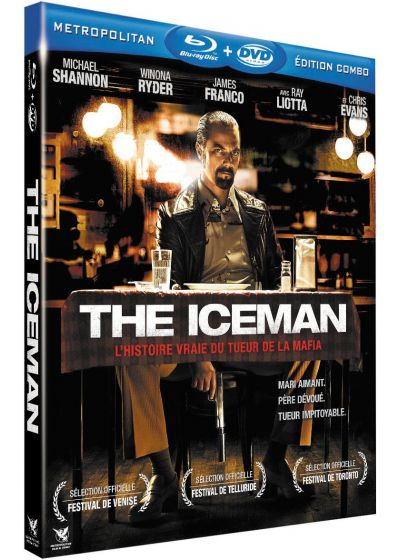 The Iceman (Combo Blu-ray + DVD) - Blu-ray
