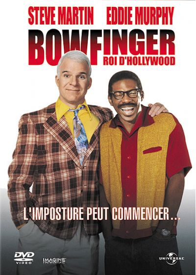 Bowfinger : roi d'Hollywood - DVD