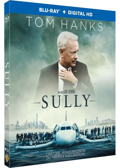 Sully (Blu-ray + Copie digitale) - Blu-ray