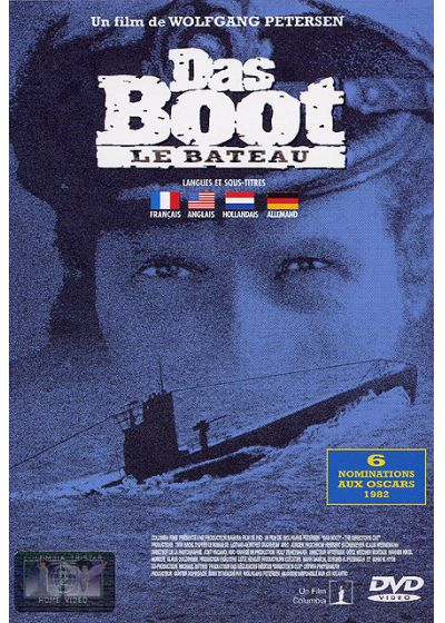 Das Boot - Le Bateau (Director's Cut) - DVD