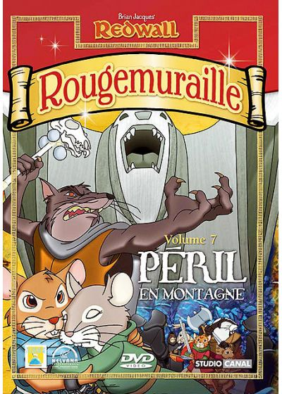 Rougemuraille - Vol.7 - Cycle 2 - DVD