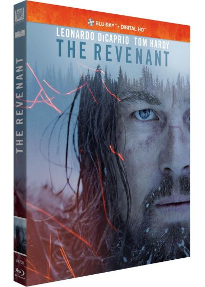 The Revenant (Blu-ray + Digital HD) - Blu-ray