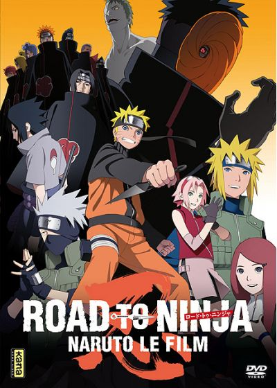 Naruto Shippuden - Le Film : Road to Ninja - DVD
